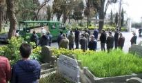 #Deniz Erhan Murathanoğlu son yolculuğuna uğurlandı