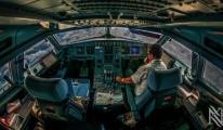 Depresyon Hastası Pilotun Uçuş Sertifikası Askıya Alındı