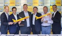 DHL Express 14 yeni Boeing 777 Freighter siparişi verildi