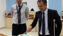 DHMİ 80. yaş günü pastasını kestiler