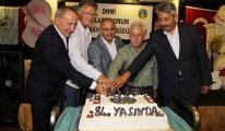 DHMİ 84'inci Yılını Kutladı