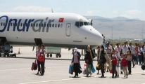 DHMİ Ağustos ayı sonu Erzurum verilerini açıkladı.