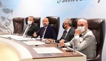 DHMİ'de Proje, Hizmet Takip ve Değerlendirme Toplantısı