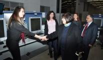 DHMİ Genel Müdürü Funda Ocak'ın Twitter paylaşımı...