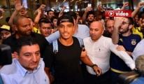 Dirar, İstanbul'a Geldi (Video)