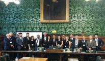 Diş Hekimi Pertev Kökdemir İngiliz Parlamentosu'nda