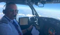 Diyabet hastası pilot 9 yıl sonra tekrar uçtu