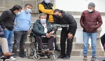 #Diyarbakır'da engellilere dron eğitimi