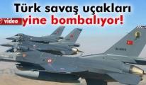 Diyarbakır'da F16'lar yine havalandı