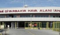 Diyarbakır Havaalanı 1 Haziran'da Tadilata Alınıyor