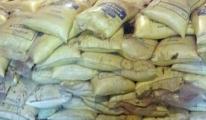Diyarbakır Sur'da 20 ton Amonyum Nitrat