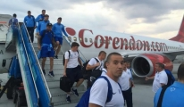 Dnipro, Türkiye'ye Corendon Airlines ile geldi!