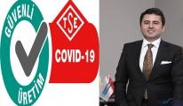 DOĞTAŞ'a TSE Onaylı Güvenli Üretim Merkezi Sertifikası