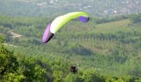 Yamaç Paraşütü İle DOSTUM'da  Adrenalin Zamanı
