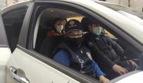 Down sendromlu Hayriye'nin polis olma hayali gerçek oldu