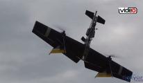 Drone  Başka Bir Drone'u Pompalı Tüfekle Vurdu!