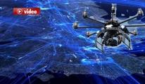Drone Hava Trafiğini Altını Üstüne Getirdi! video