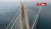 Drone ile Çekilen Yavuz Sultan Selim Köprüsü