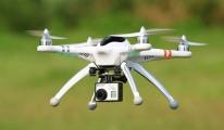 Drone ile görüntü aldılar, gözaltına alındılar