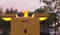 Drone kargo taşımacılığı Çin'de başladı(video)