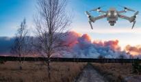 Dronlarla Çernobil Bölgesine Kritik Müdahale
