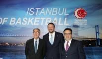 Dünya Basketbol'u TBF'nin Davetinde Buluştu