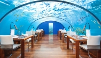 Dünyanın 10 En Fantastik Su Altı Oteli
