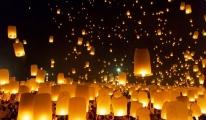 Dünyanın En Büyük Fener Festivalinde Dilek Tutun