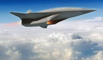 Dünyanın En Hızlı Uçağı Görüntülendi