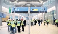Dünyanın Gözü 3. Havalimanında video