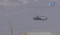 Düşen Helikopter'den 112'yi Aramışlar