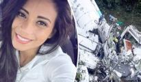 Düşen Uçağın Kokpitinde İkinci Pilot Sisy Arias vardı.