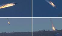 Düşürülen Rus uçağı Bylock'ta çıktı