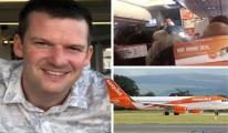 EasyJet uçağının pilotu ortadan kayboldu
