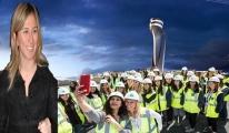 Ebru Özdemir: 3.Havalimanı 29 Ekim'de açılacak!