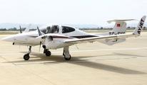 Eğitim uçakları için yeni hangarlar