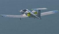 Elektrikli Uçak E-Fan Manş'ı Geçti