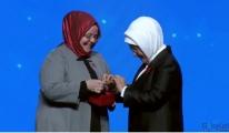 video Emine Erdoğan'dan uyarı: Medya diline dikkat