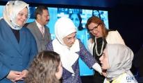 Emine Erdoğan, Geleceği Yazan Kadınlar Ödül Töreni'ne katıldı