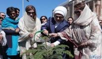 Emine Erdoğan, Pakistan'da TİKA'nın Dikiş Makinesi Hibe Programı'na katıldı