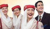 Emirates 400 kabin memuru arıyor