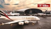 Emirates A380 ile 3 Ayda 220.000'den Fazla Yolcu Taşıdı