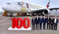 Emirates, A380 Operasyonlarının 10. Yılını Kutluyor
