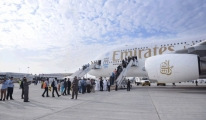 Emirates, Yeni A380 Uçağını Tanıttı