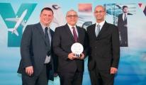 Emirates'e, 'Yönetimde Mükemmeliyet' Ödülü...