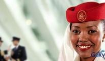 Emirates, Erkek ve Kadın Kabin Memurları Arıyor