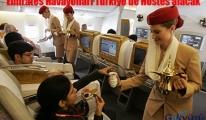 Emirates Havayolları Türkiye'de Hostes alacak