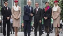 Emirates İle Quantas 2023'e Kadar...