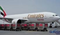 Emirates SkyCargo'ya, Hava Kargo Üstünlük Ödülü