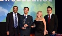 Emirates SkyCargo'ya Platin Ödülü